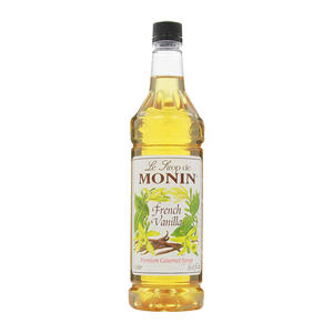 Monin� French Vanilla Syrup PET - SPR-AVE98089