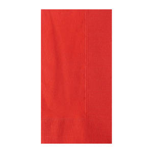 NAPKINS 2PLY 15x17 RED - HONFC02LBG