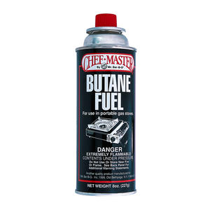 Butane Fuel Can 8 oz - 06-0966