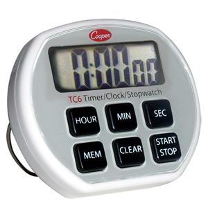 TIMER-CLOCK-STOPWTH 24-HR