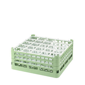 RACK TALL 25 COMPARTMENT