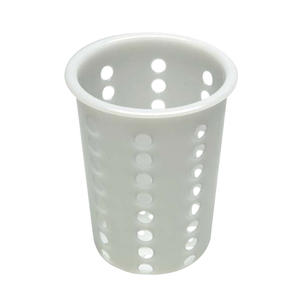 Cutlery Cylinder White